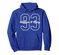 College Of William Mary Tribe Cn3fd05 Shirts Hoodie Royal Blue