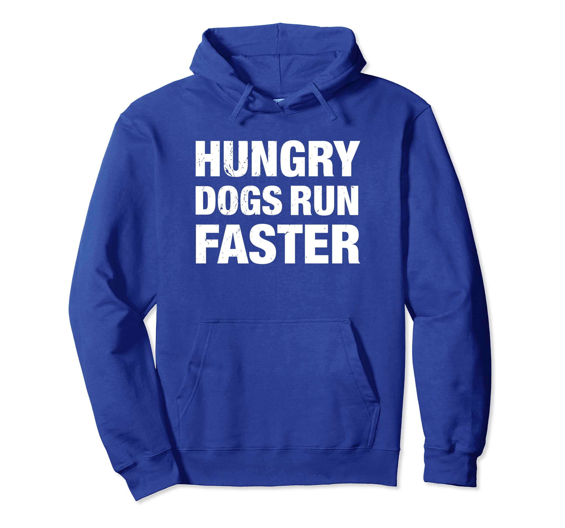 Funny Hungry Dogs Run Faster Hoodie for Philly Football Fans-Veotee