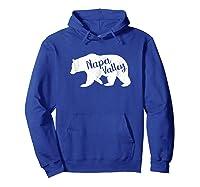 California Napa Country T Shirt | Napa Valley Shirt Hoodie Royal Blue