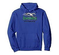 Loyola University Maryland Greyhounds Pplum01 Baseball Shirts Hoodie Royal Blue
