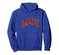 Loyola Marymount University Lions T-shirt Pplmu01 Hoodie Royal Blue