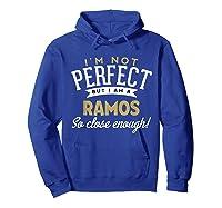 Ramos Family Reunion Shirts Hoodie Royal Blue