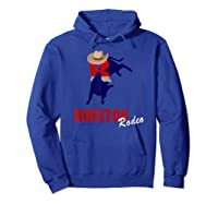 Rodeo 2019 T Shirt Houston Rodeo Cowboy Hoodie Royal Blue