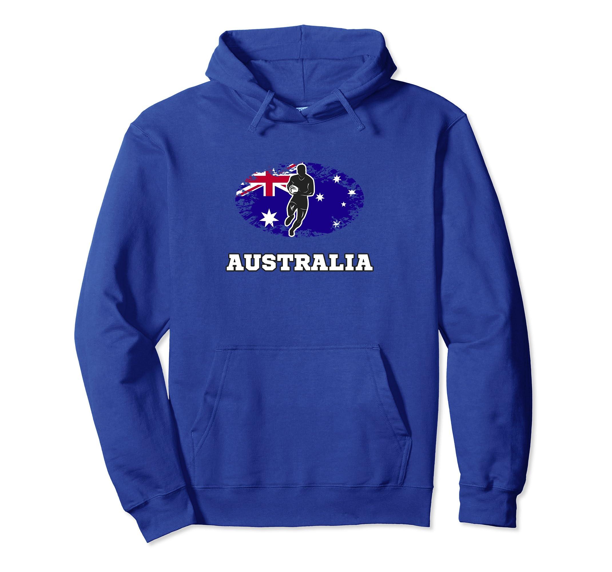 Australian Rugby Team Hoodie