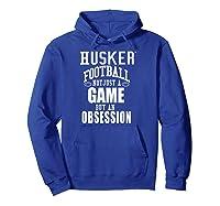 Nebraska Cornhuskers Husker Football Apparel Shirts Hoodie Royal Blue