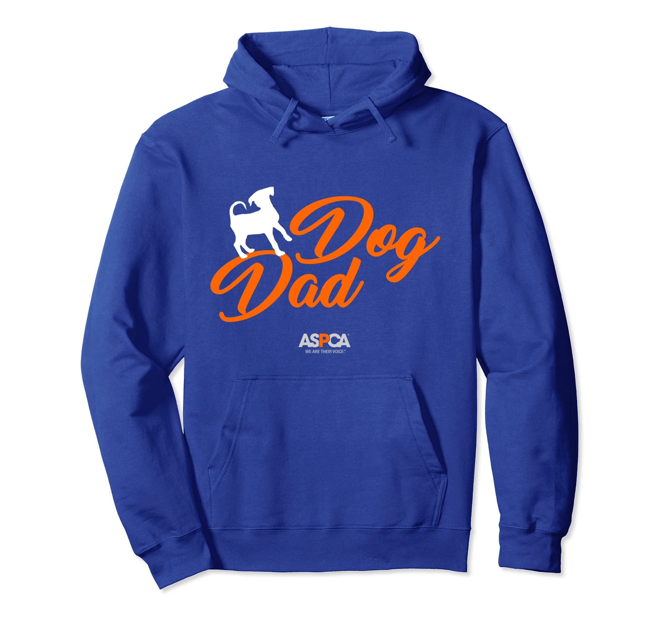 fddb91766d Amazon.com  ASPCA Dog Dad Hoodie  Clothing