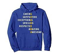 Grandma Crossword Definition Meaning Nana Funny Gift Shirt Hoodie Royal Blue