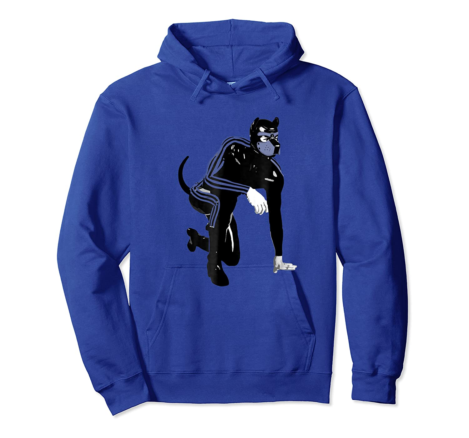 Rubber Puppy Popular Gay Pride Month Shirts Unisex Pullover Hoodie