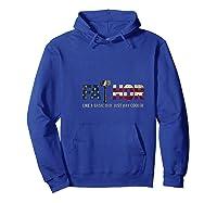 Fathor T-shirt Hoodie Royal Blue
