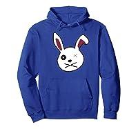 Borderlands Tiny Tina S Damsel Bunny T Shirt Hoodie Royal Blue