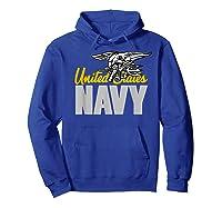 U.s. Navy Seals Team Gift Proud Usn Seal T-shirt Hoodie Royal Blue