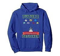 Video Game Designer Gamer S Gaming Shirts Hoodie Royal Blue