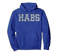 Brendan Gallagher Habs T Shirt Apparel Hoodie Royal Blue