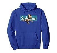 Adorable Pogona, Cute Pogona Blue Sublime Box Shirts Hoodie Royal Blue