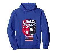 Soccer 2019 Usa Team Championship Cup Shirts Hoodie Royal Blue