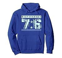 Hebrew Israelite Clothing Deuteronomy 7 6 Isreal Shirts Hoodie Royal Blue
