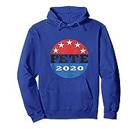 Mayor Pete Buttigieg 2020 President For America Elect Shirts Hoodie Royal Blue