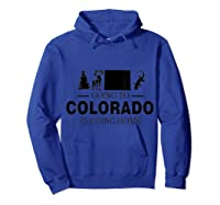 Colorado Is Going Home T-shirt Hoodie Royal Blue