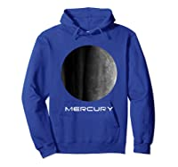 Mercury Perfect Gift For Astronomy Or Space Lovers Shirts Hoodie Royal Blue