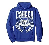 Cancer Hearth Kitchen Witch Shirt Skull Constellation Hoodie Royal Blue