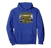 Wwii D-day 75th Anniversary Utah Beach Premium T-shirt Hoodie Royal Blue