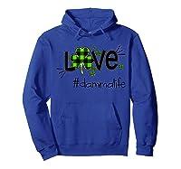 Damma - Love Damma Life Tshirt Hoodie Royal Blue