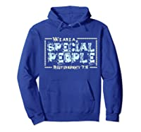 Hebrew Israelite Clothing We Are A Special People Israel Shirts Hoodie Royal Blue