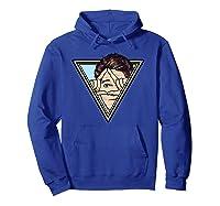 All-seeing Eye Shane Dawson Portrait Shirts Hoodie Royal Blue