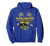 Car Racing Fanatic 500 Miles T Shirt Golden Edition Hoodie Royal Blue