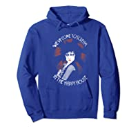 Siouxsie Sioux We Ve Come To Scream In The Happy House Shirts Hoodie Royal Blue