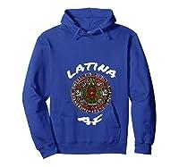 Latina Af For Proud Shirts Hoodie Royal Blue
