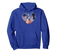 Cali Girl, Cute California Love Shirt, Love For Ca Raglan Baseball Tee Hoodie Royal Blue
