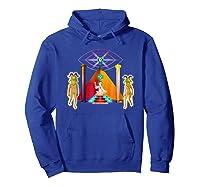 Rick And Morty Holy Rick Shirts Hoodie Royal Blue