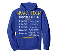 Tech Hourly Rate Chalk Style Best Gift Shirts Hoodie Royal Blue