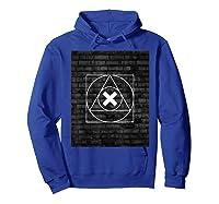 Playstation Playstation Woodcut 2 Shirts Hoodie Royal Blue
