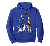 Disney Nightmare Gift T Shirt Hoodie Royal Blue