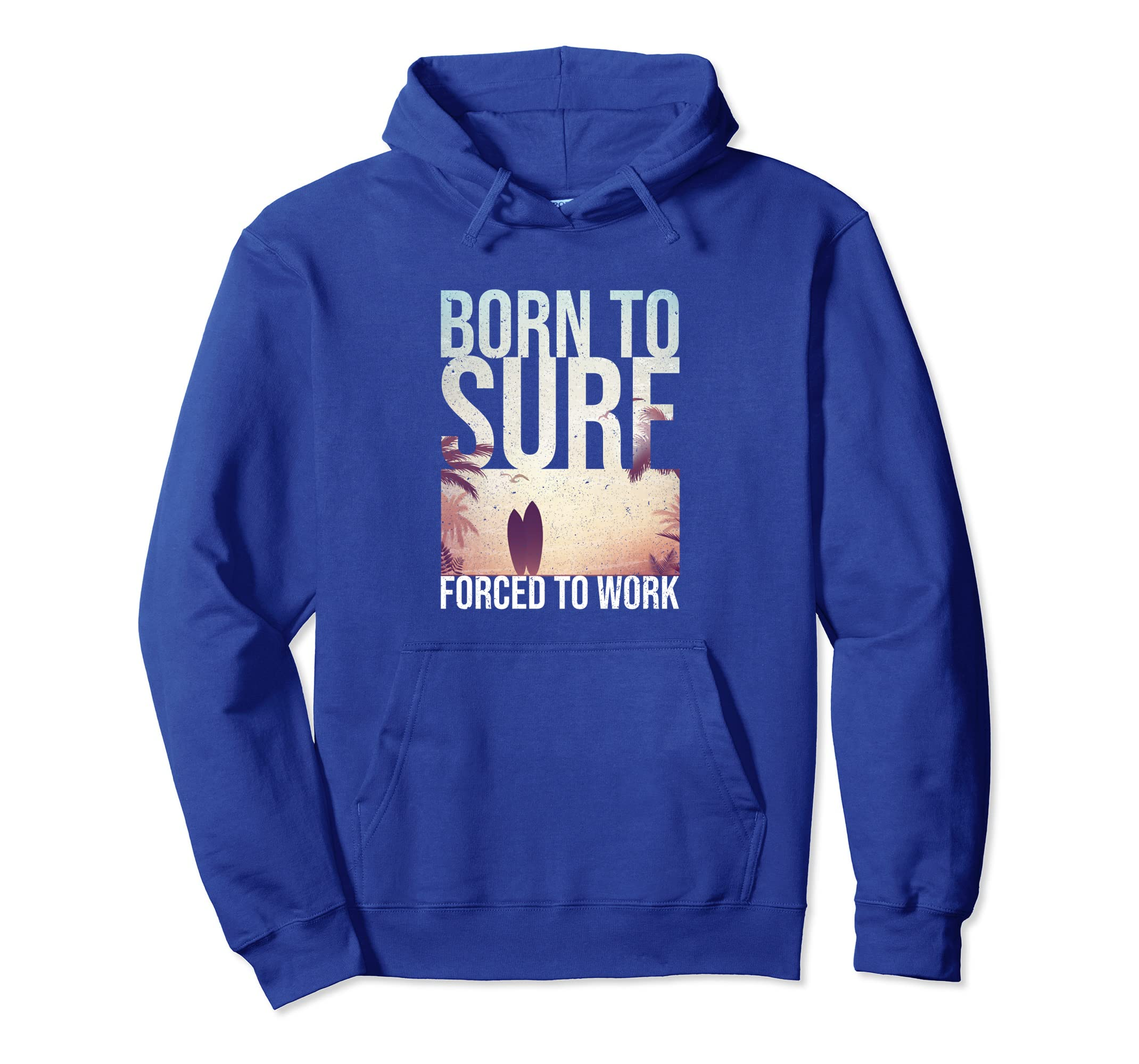 Funny Cool Surfing Hoodie Birthday Hoodie For Surfers