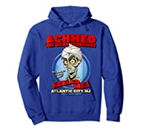 Achmed The Dead Terrorist Atlantic City Nj Shirt Hoodie Royal Blue