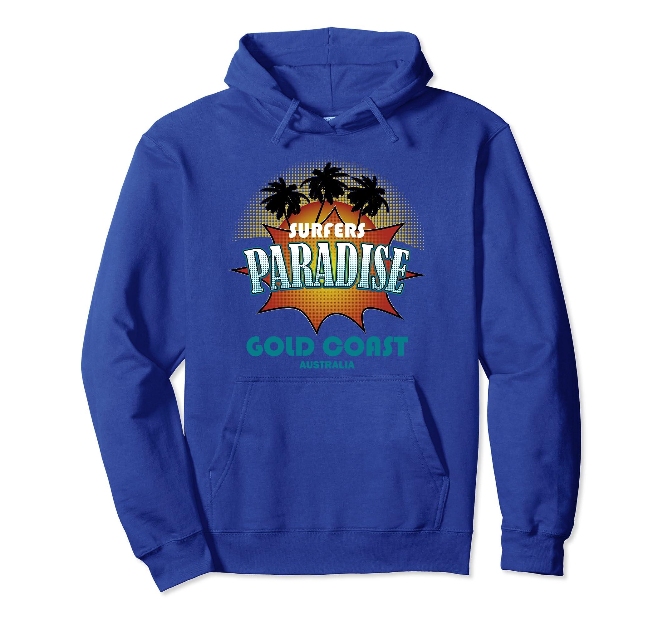 d65a56b831 Surfers Paradise Gold Coast Australia Hoodie Aussie Gift