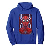 Marvel Spider-man: Far From Home Spidey Tank Top Shirts Hoodie Royal Blue