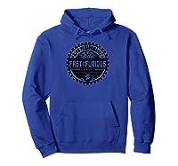 Fast Furious Classic Garage Logo Ted Shirts Hoodie Royal Blue