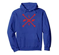 Fast Furious Lightning Bolts And Wrench Ted Shirts Hoodie Royal Blue