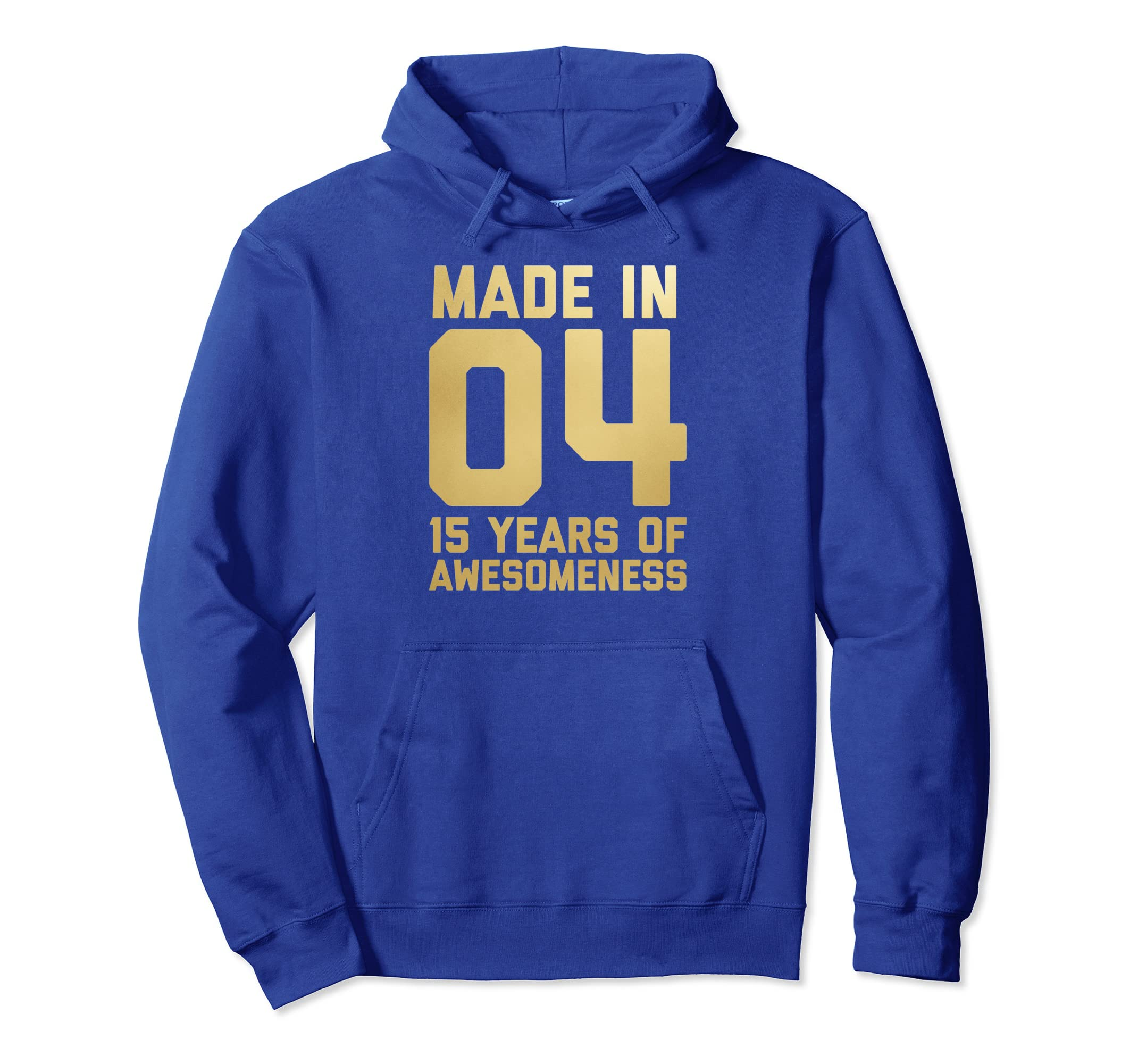 Amazon 15th Birthday Hoodie Girls Gifts 15 Year Old Niece Daughter Clothing