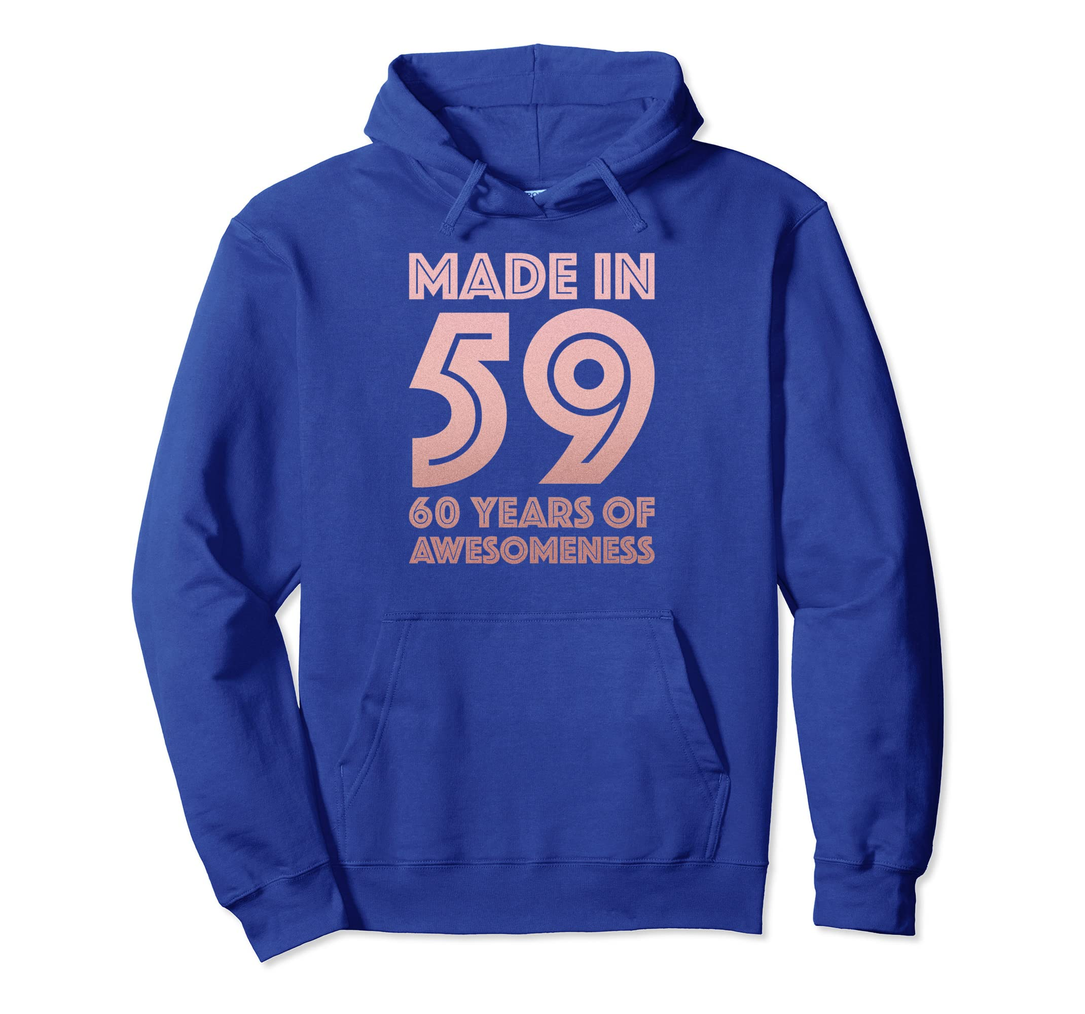 Amazon 60th Birthday Hoodie For Grandma Mom 60 Year Old Women Gifts Clothing