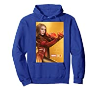 Studios 10 Years Scarlet Witch Poster Shirts Hoodie Royal Blue