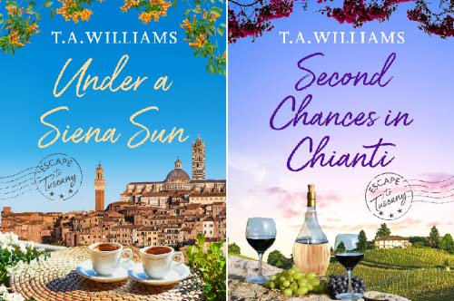 Escape to Tuscany (2 Book Series)
