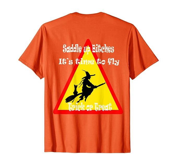 Amazon.com: Halloween Sillín hasta perras Es hora de volar ...