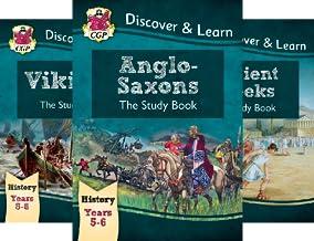 CGP KS2 History (5 Book Series)
