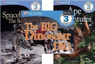 DK Readers Level 3 (50 Book Series)