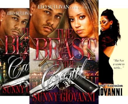 Beast of the Cartel (5 book series) Kindle Edition